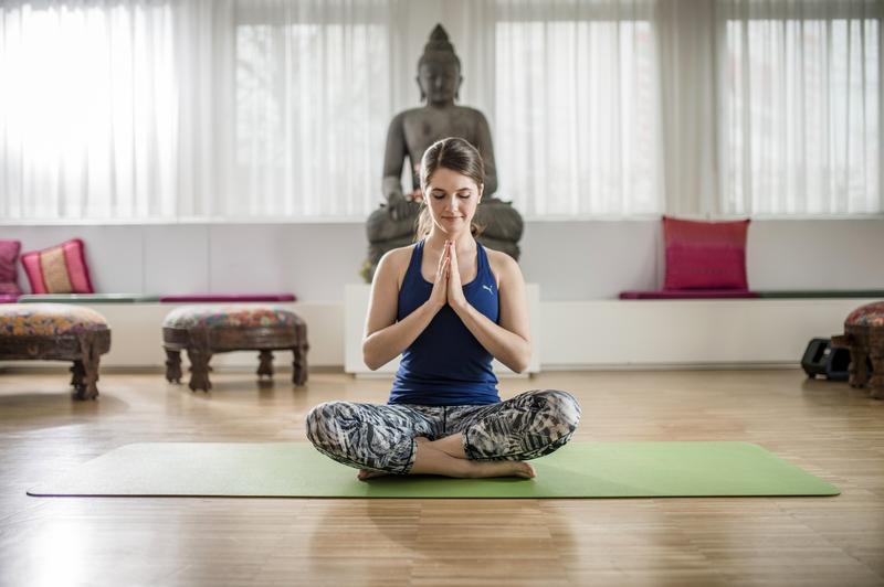 Подарок для любителя йоги